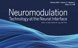 Neuromodulation Technology at the Neural Interface